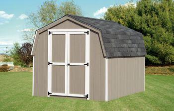 Gera Gardens » Wood Sheds – Mini Barn