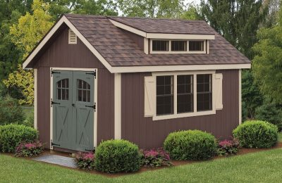 The New England Cape Cod A Frame Is One Of Our Fancier Shed Designs Highlighted By Dormer Windows On Top